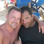 Richard and Mike