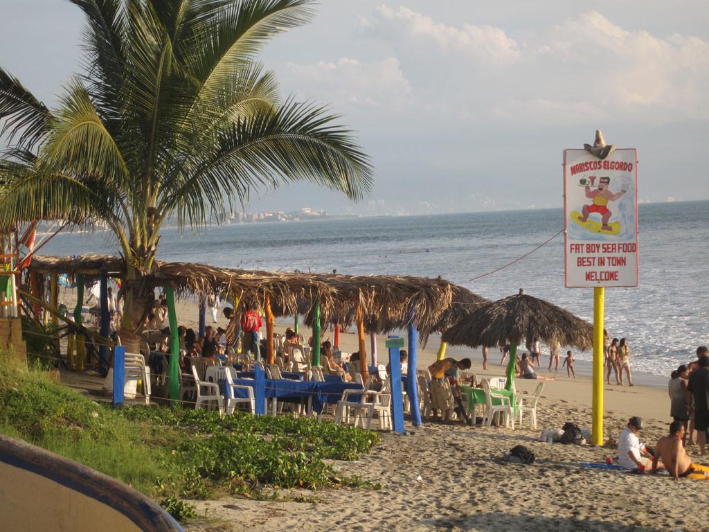 Bucerias Restaurants On The Beach